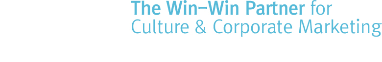 The Win-Win Partner for Culture & Corporate Marketing